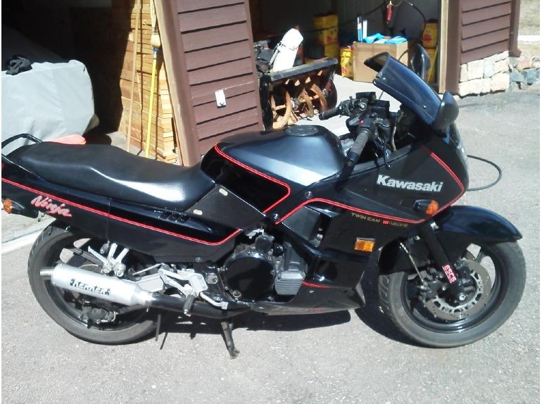 1987 Kawasaki Zr-7