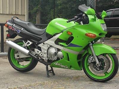Kawasaki Ninja 1996 Zx 6 R