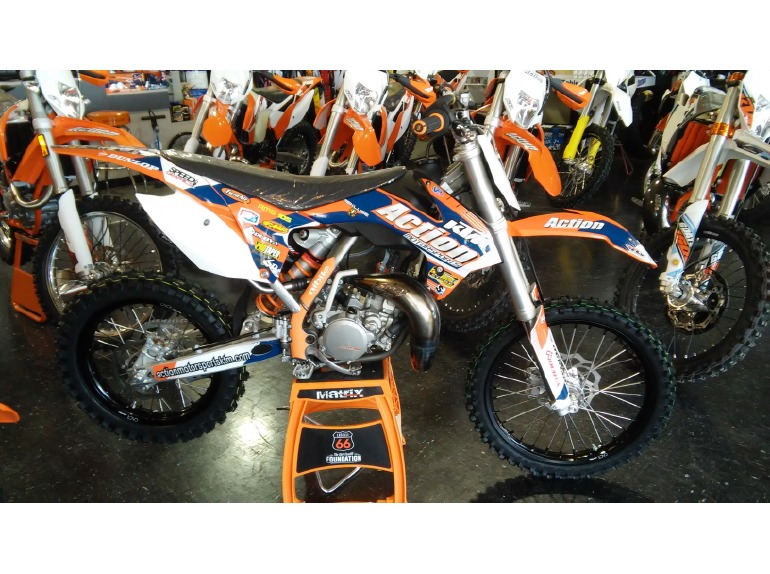 Ktm 105 motorcycles for sale in Texas