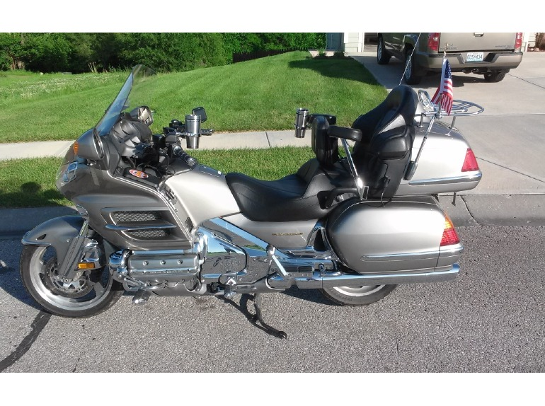 2002 Honda Gold Wing 1800 ABS