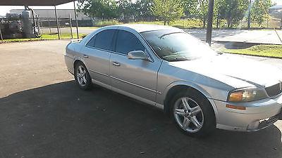 Lincoln : LS Sport  Sedan 4-Door 2001 lincoln ls base sedan 4 door 3.9 l