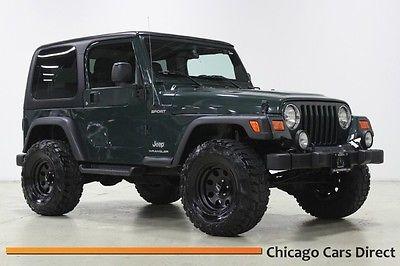 jeep wrangler 2003 south carolina cars for sale. Black Bedroom Furniture Sets. Home Design Ideas