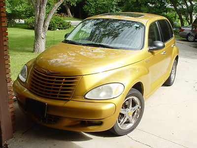 Chrysler : PT Cruiser Dream Cruiser Series 1 2002 chrysler pt dream cruiser series 1 all original