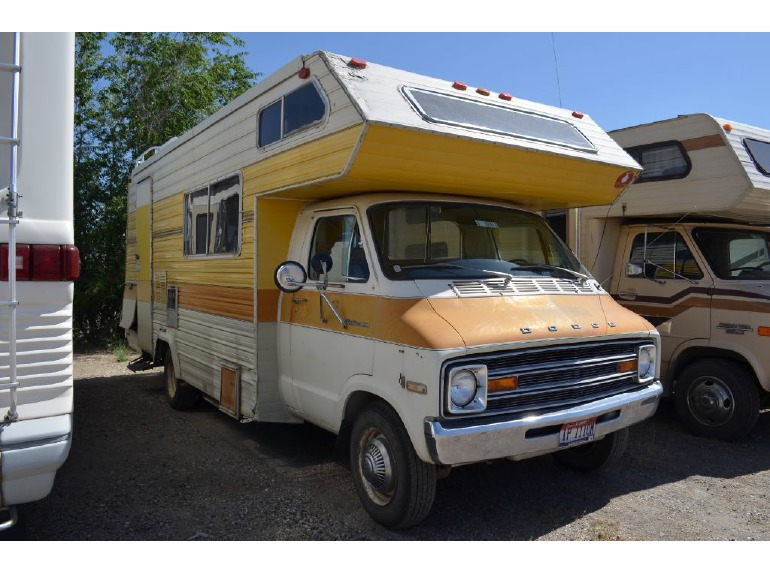 1975 Dodge Rv RVs for sale
