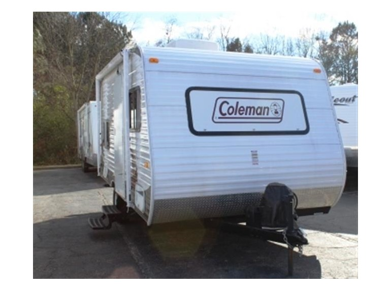 2012 Coleman Coleman CTS 15BH