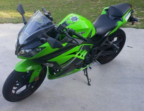 Kawasaki Ninja Abs Se Mpg