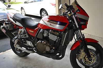 Kawasaki : Other 2002 kawasaki zrx 1200