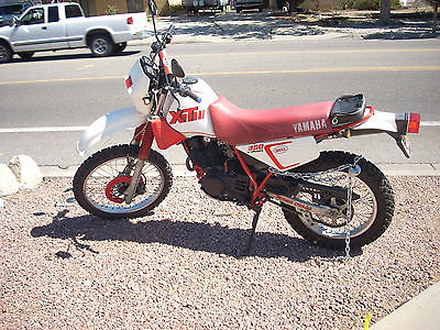 Yamaha Xt350 A Motorcycles for sale