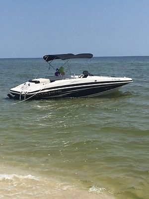 2010 TRACKER MARINE TAHOE DECK BOAT 195 I/O W/TRAILER EXCELLENT COND