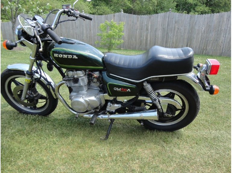 1980 honda cm 400 automatic motorcycles for sale rh smartcycleguide com Harley-Davidson Automatic Transmission Motorcycles BMW Motorcycle with Automatic Transmission