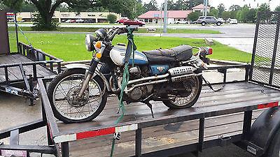 Honda : CL 1971 honda cl 350