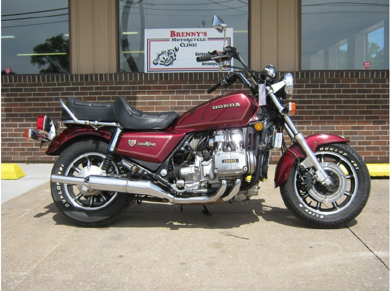 Honda Gl1200 Motorcycles For Sale In Bettendorf  Iowa