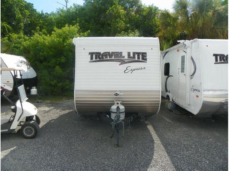 2015 Travel Lite Express E16TH
