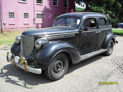 Chrysler : Other sedan 4 door 1938 chrysler royal