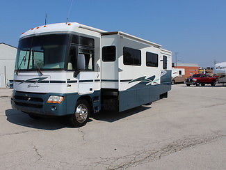 SALE PRICE 2003 WINNEBAGO ITASCA SUNCRUISER CLASS A MOTORHOME WITH 2 SLIDES