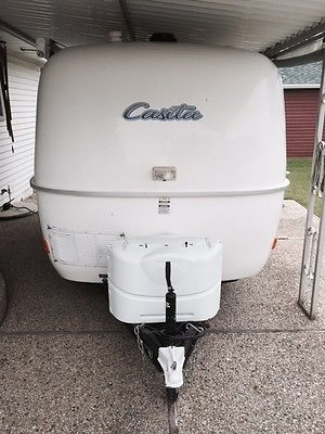 2012 16' Casita Freedom Deluxe Travel Trailer