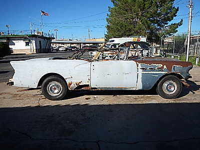 Buick : Other Convertible 1956 buick special convertible project car new mexico barn find 1955