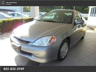 Honda : Insight Continuously 2002 honda insight continuously variable transmission with air conditioning