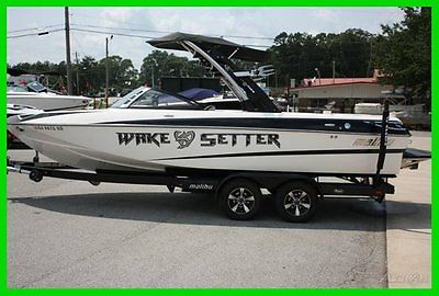2010 MALIBU LSV 23- 96.6 HRS- CREAM PUFF!!! MONSTER STEREO- MONSOON 350- TRLR!