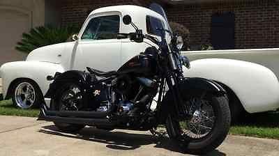 Harley-Davidson : Softail 2010 harley davidson cross bones flstsb softail custom