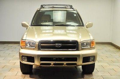 Nissan : Pathfinder LE 2001 nissan pathfinder le low miles warranty available