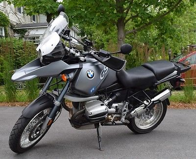 BMW : R-Series R1150GS. ABS model. Exceptional condition. Just serviced. Very low mileage.