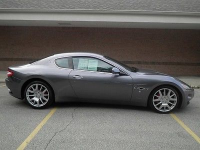 Maserati : Gran Turismo Base Coupe 2-Door 2008 maserati granturismo base