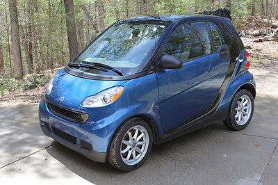 Other Makes : Fortwo Passion Coupe 2-Door 2008 smart fortwo passion coupe 2 door 1.0 l