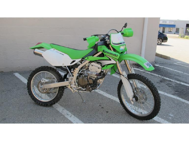 2007 Kawasaki KLX300R