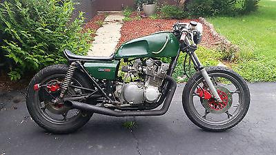 Suzuki : GS 1978 suzuki gs 750 cafe racer