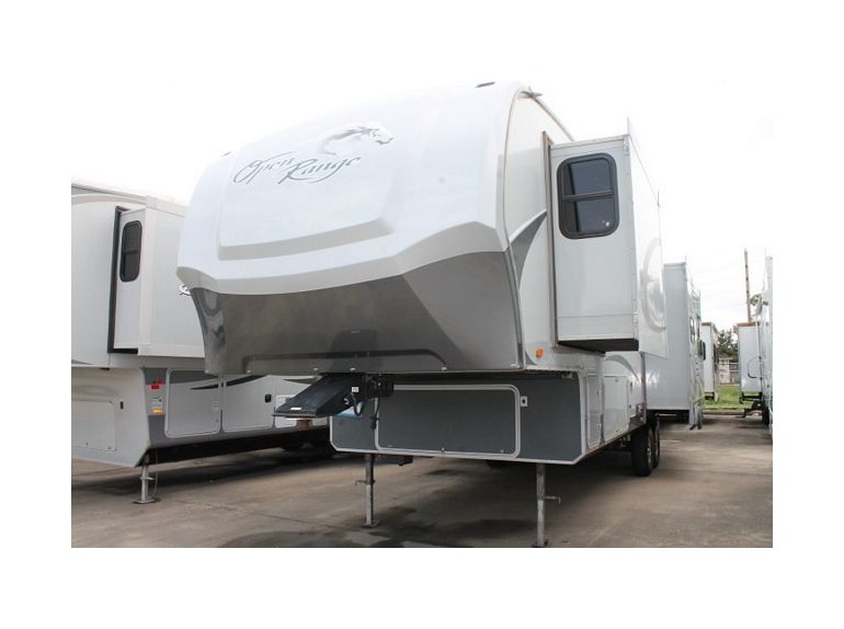 2010 Open Range Journeyer 337RLS