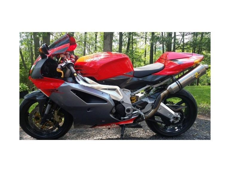 2004 Aprilia Rsv 1000 R