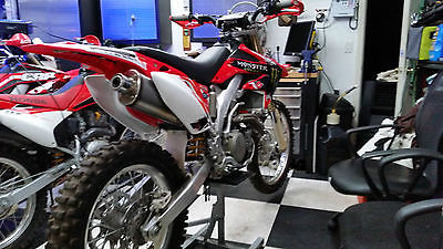 Honda : CRF 2005 honda crf 450 x one owner low hours looking for a good home