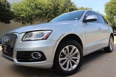 Audi : Q5 Premium Sport Utility 4-Door 2013 audi q 5 quattro 2.0 tubo premium panoramic sunroof