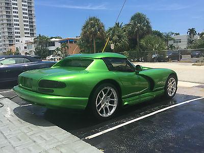 Dodge : Viper Base Convertible 2-Door 1993 dodge viper base convertible 2 door 8.0 l