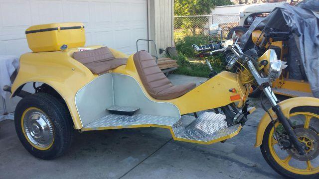 Trike  Vw 1500