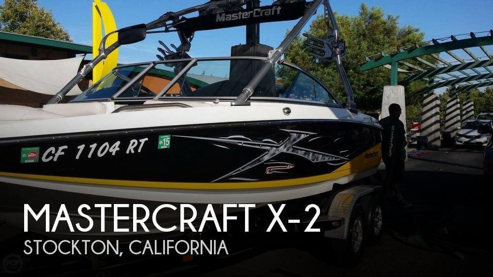 2007 Mastercraft X-2