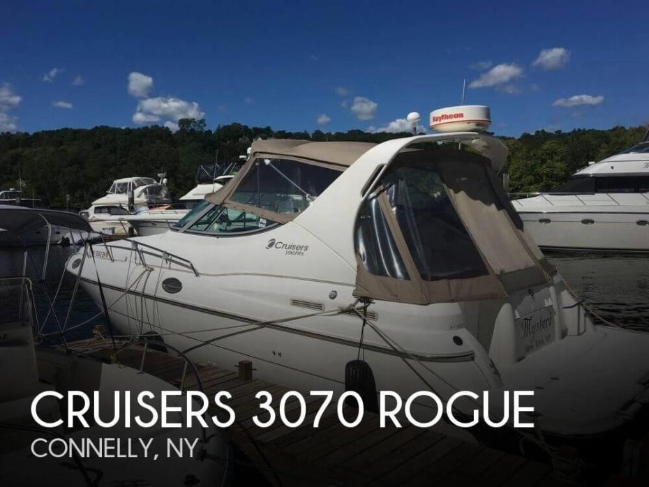 1998 Cruisers Yachts 3070 Rogue