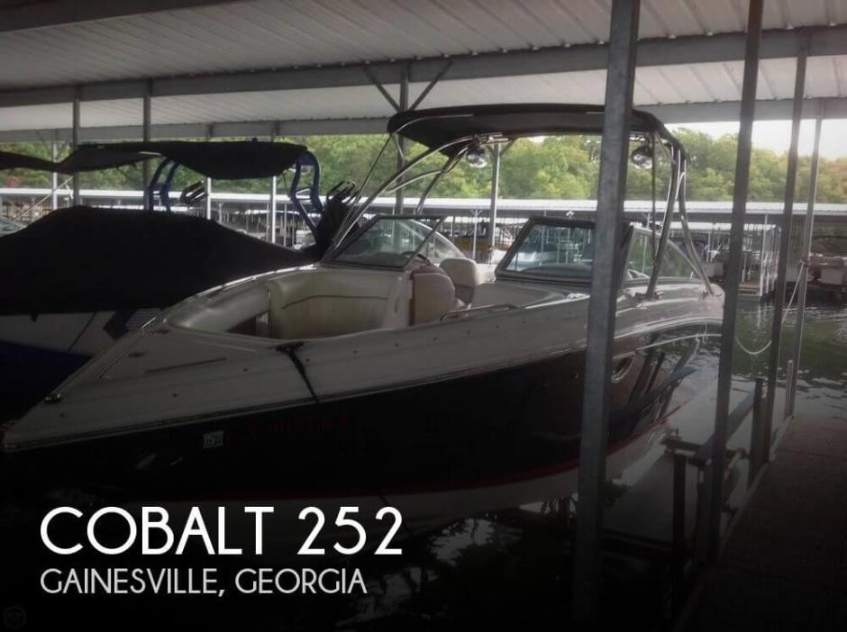 2008 Cobalt 252
