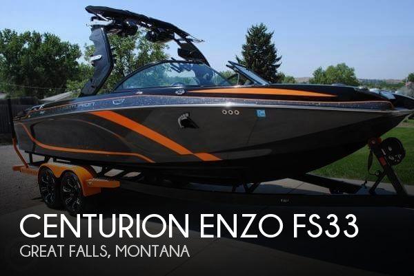 2015 Centurion ENZO FS33