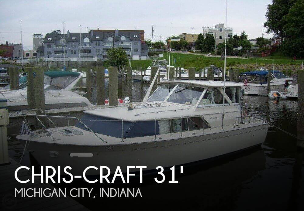1971 Chris-Craft Commander 31