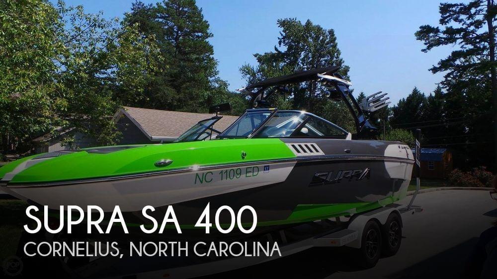 2016 Supra SA 400