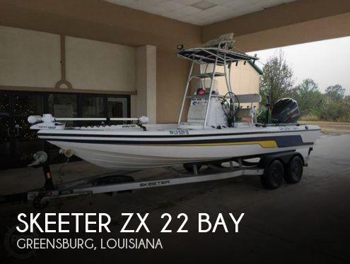2009 Skeeter ZX 22 Bay