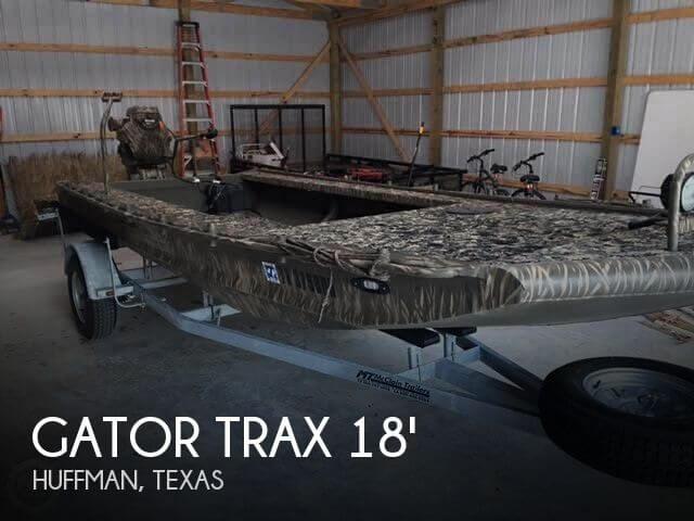 2016 Gator Trax Genn II 3 Man