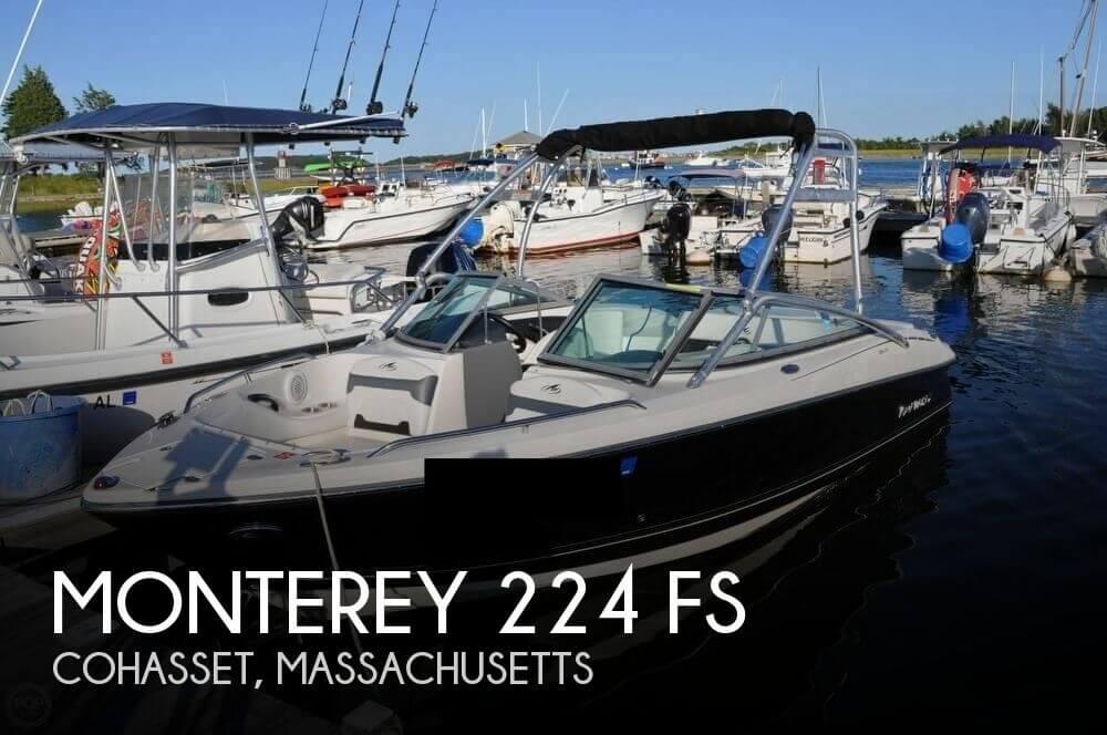 2011 Monterey 224 FS