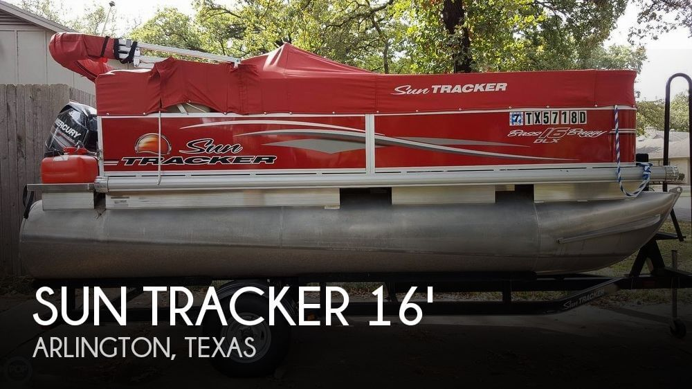 2015 Sun Tracker Bass Buggy 16 DLX