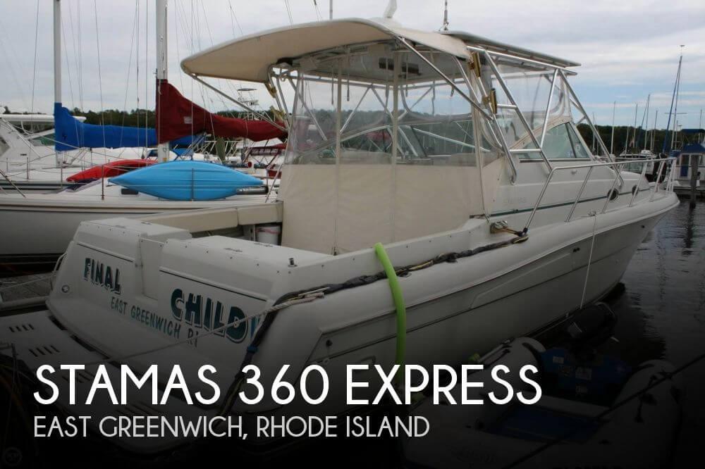 1996 Stamas 360 Express