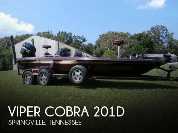 2000 Viper Cobra 201D