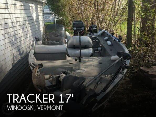 2008 Tracker Bass Tracker SC 17