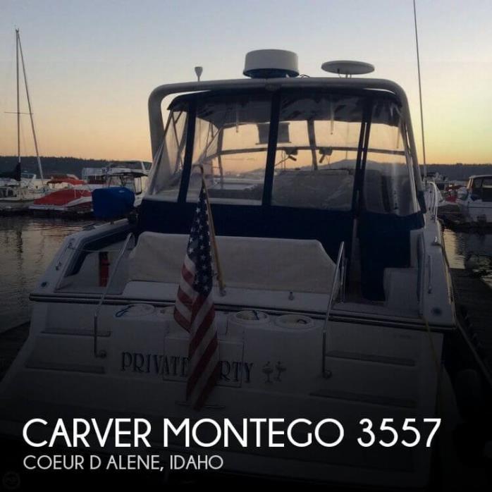 1990 Carver MONTEGO 3557